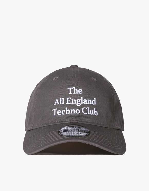 IDEA All England Techno Club Cap - Grey | HEIGHTS. | 하이츠 온라인 스토어