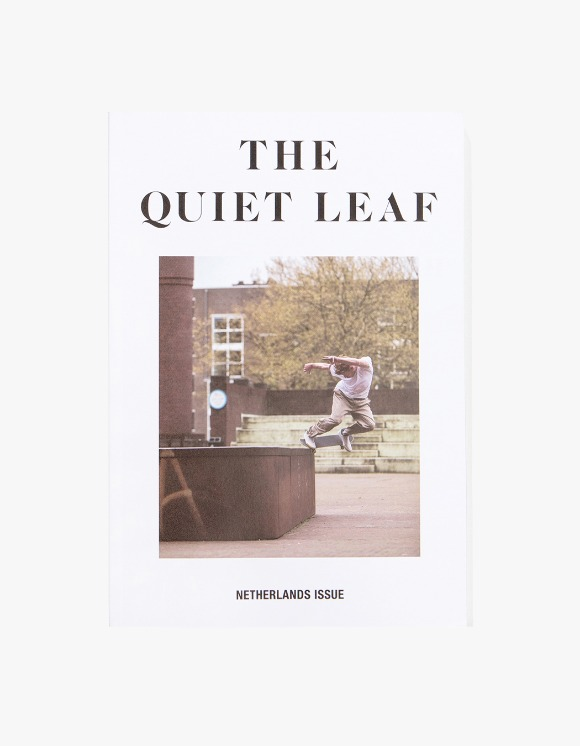 The Quiet Leaf The Quiet Leaf - Nethernalnds Issue | HEIGHTS. | 하이츠 온라인 스토어