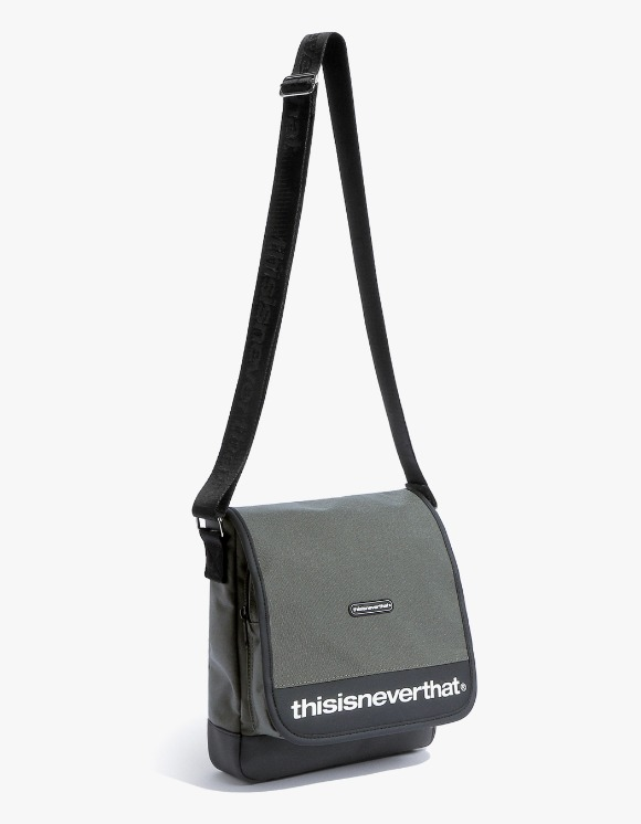 thisisneverthat CORDURA® 750D Nylon Shoulder Bag - Gray | HEIGHTS. | 하이츠 온라인 스토어
