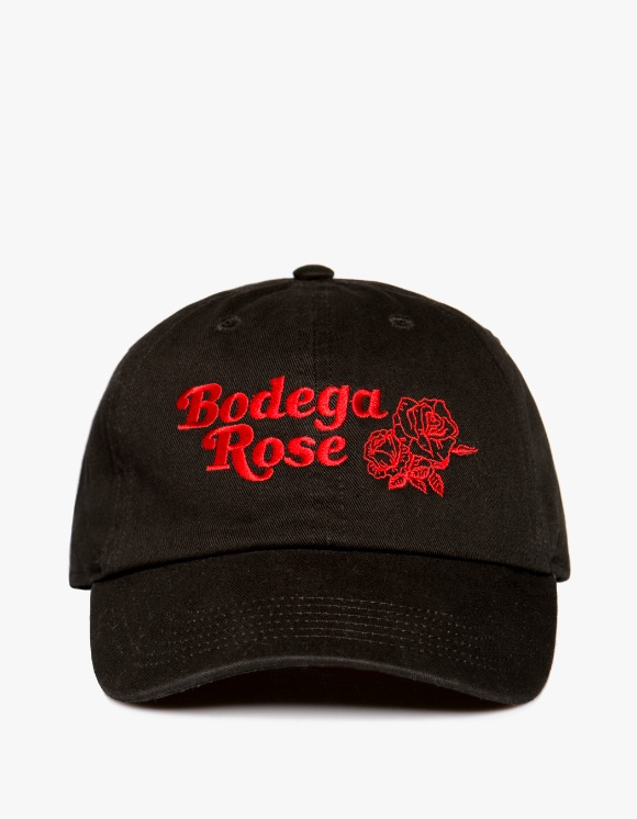 Bodega Rose Embroidered Bodega Rose Hat | HEIGHTS. | 하이츠 온라인 스토어