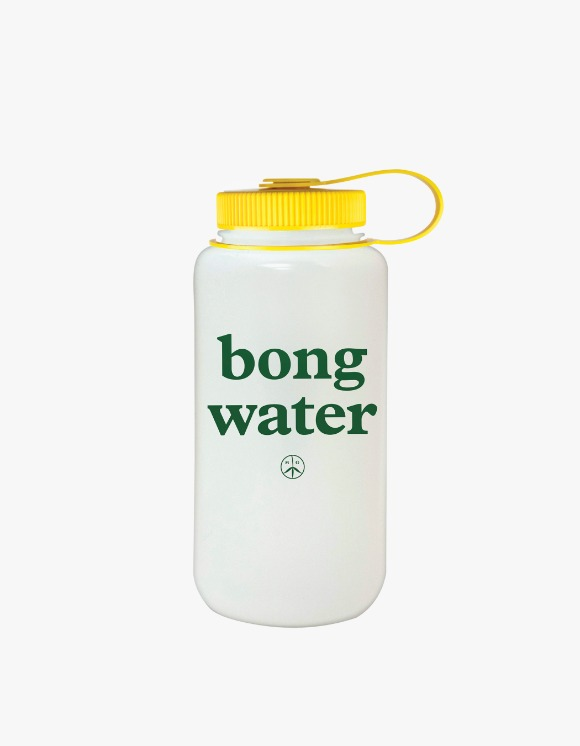 Mister Green Bong Water Bottle - Yellow | HEIGHTS. | 하이츠 온라인 스토어