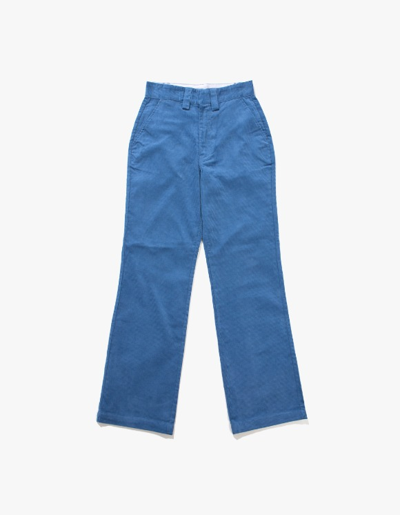 Stussy Corduroy Wide Pant - Blue | HEIGHTS. | 하이츠 온라인 스토어