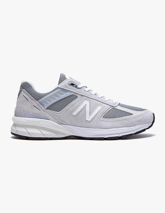 New Balance M990V5 - White | HEIGHTS. | 하이츠 온라인 스토어