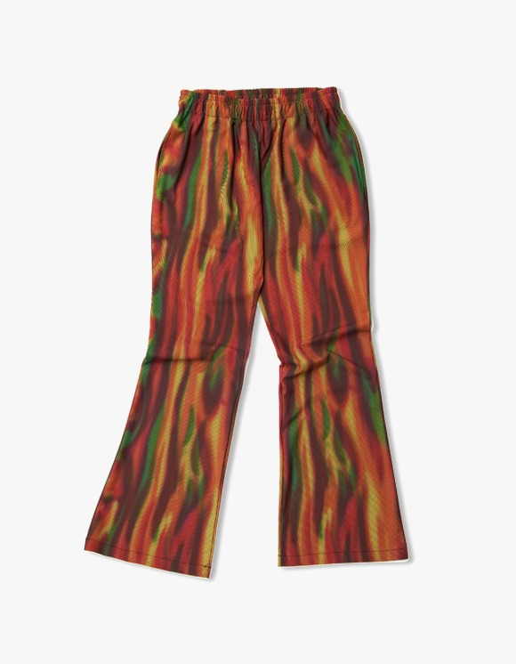 Enzo Blues Bootscut Tropical Pants | HEIGHTS. | 하이츠 온라인 스토어