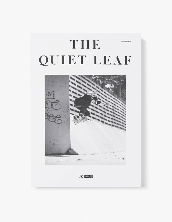 The Quiet Leaf The Quiet Leaf - UK Issue | HEIGHTS. | 하이츠 온라인 스토어