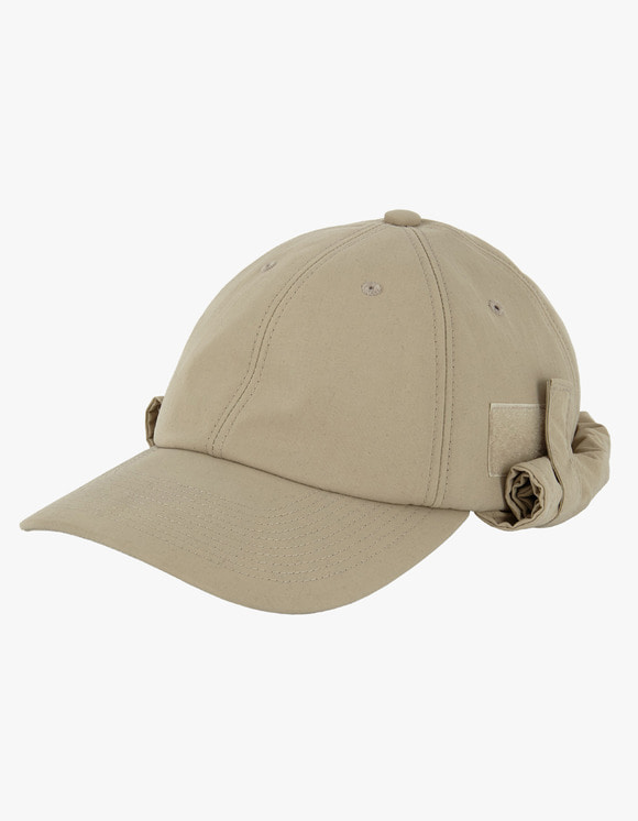 Heritage Floss 6 Panel Fly Fishing Cap - Beige | HEIGHTS. | 하이츠 온라인 스토어