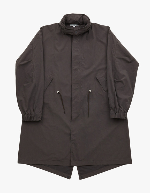 Heritage Floss Windshield Fishtail  II - Charcoal | HEIGHTS. | 하이츠 온라인 스토어