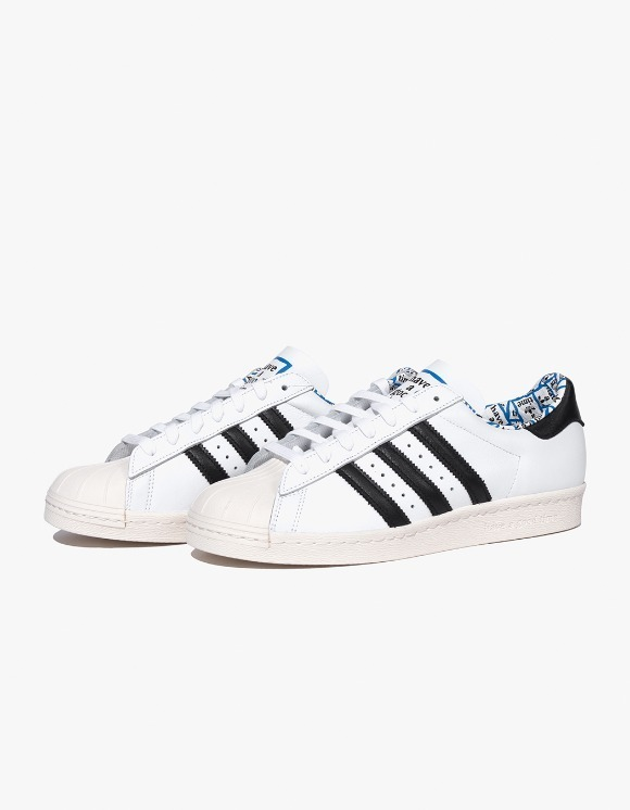 have a good time HAGT x ADIDAS Superstar 80's -  White | HEIGHTS. | 하이츠 온라인 스토어
