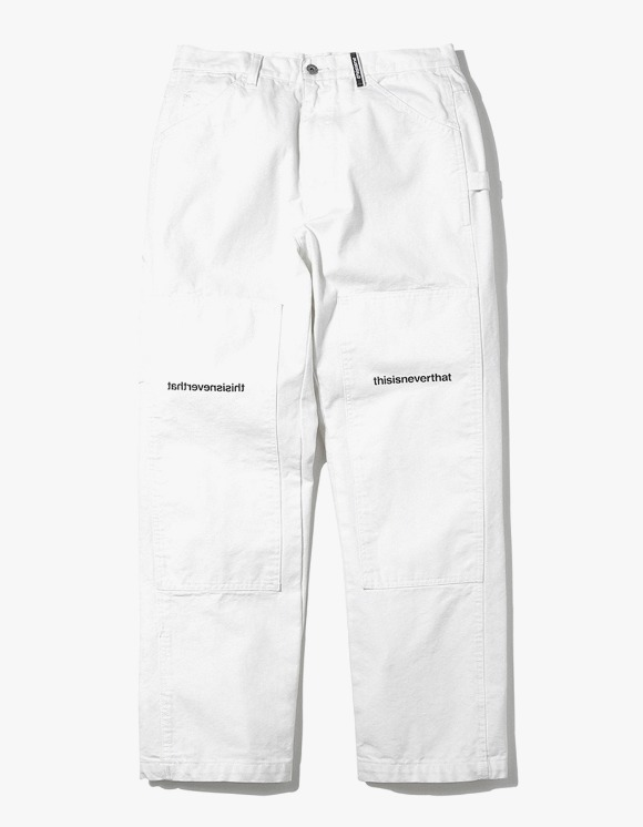 thisisneverthat Carpenter Pant - White | HEIGHTS. | 하이츠 온라인 스토어