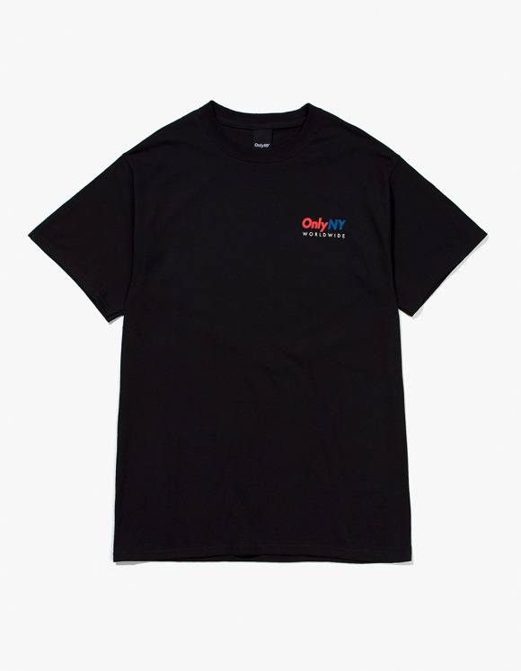 Only NY Balloon S/S Tee - Black | HEIGHTS. | 하이츠 온라인 스토어