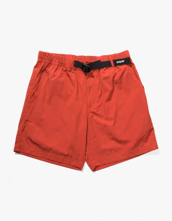 Only NY Hiking Shorts - Salmon | HEIGHTS. | 하이츠 온라인 스토어