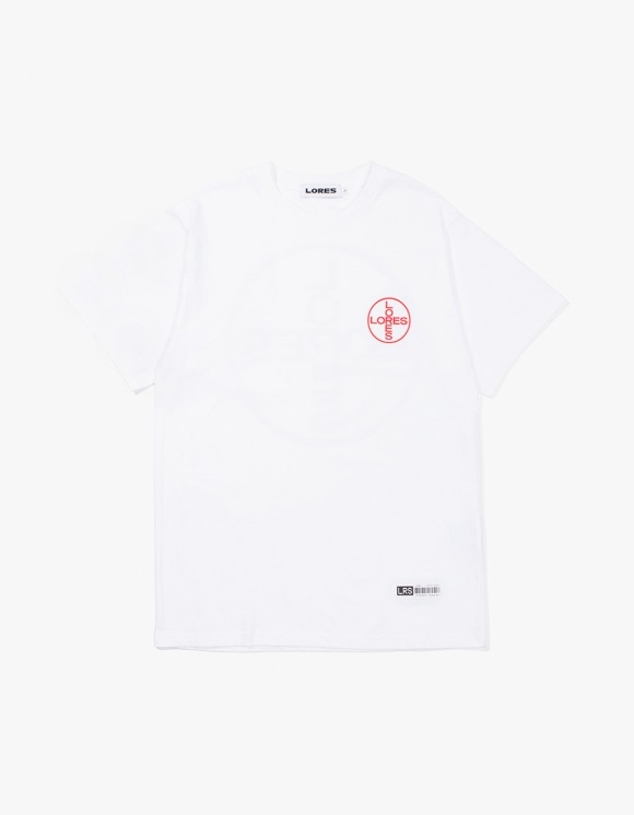 Lores Medicine S/S T-Shirt - White | HEIGHTS. | 하이츠 온라인 스토어