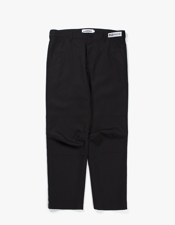 Lores Classic Trouser - Black | HEIGHTS. | 하이츠 온라인 스토어