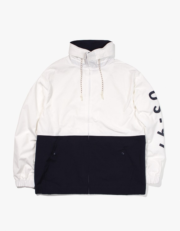 Only NY Sailing Jacket - White | HEIGHTS. | 하이츠 온라인 스토어