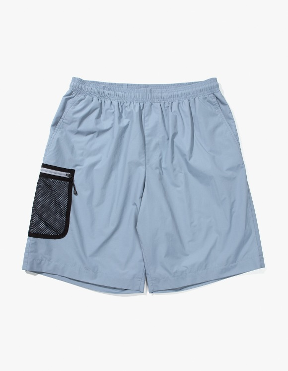 Lores Mesh Pocket Shorts - Sky Blue | HEIGHTS. | 하이츠 온라인 스토어