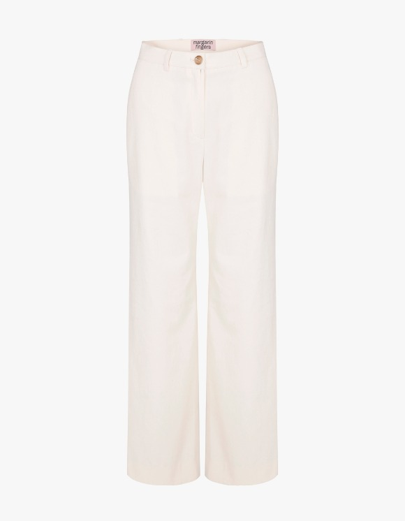 Margarin Fingers Cream Pants | HEIGHTS. | 하이츠 온라인 스토어