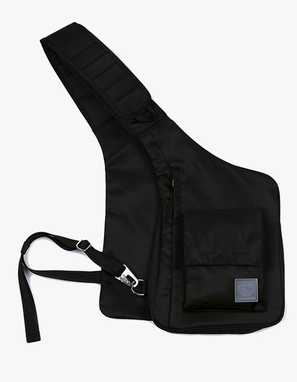 Cost Per Kilo Cross Body Bag - Black | HEIGHTS. | 하이츠 온라인 스토어
