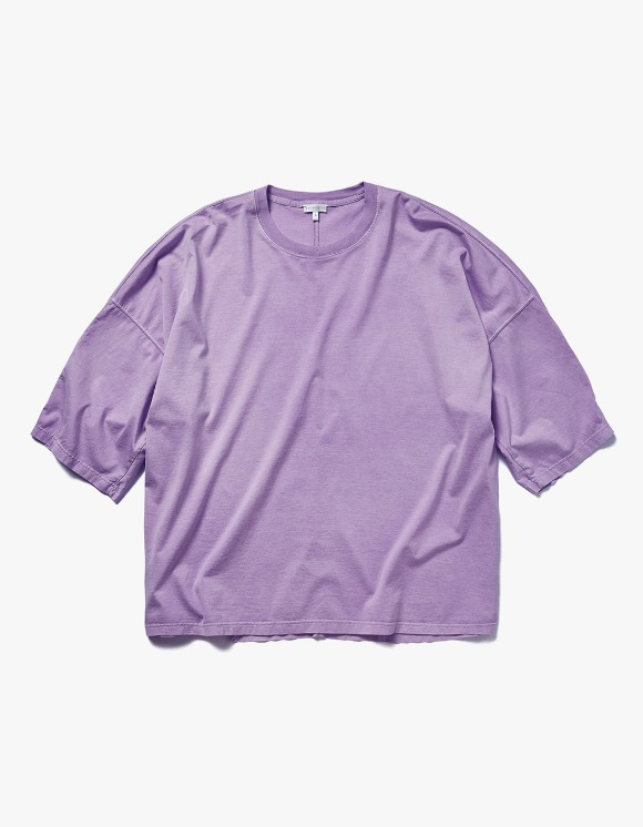 AECA WHITE Sunset lover - Washed Lilac | HEIGHTS. | 하이츠 온라인 스토어