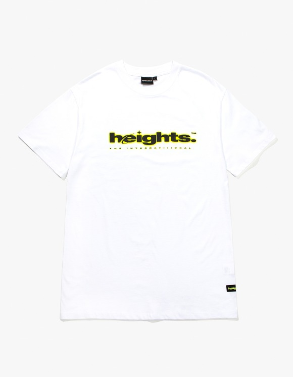 The Internatiiional The Intl. x HEIGHTS. Logo Tee | HEIGHTS. | 하이츠 온라인 스토어