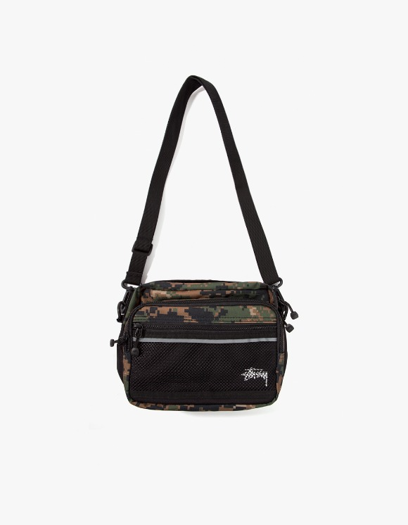 Stussy Digi Camo Shoulder Bag | HEIGHTS. | 하이츠 온라인 스토어
