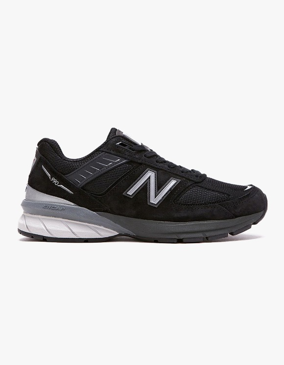 New Balance W990V5 - Black | HEIGHTS. | 하이츠 온라인 스토어
