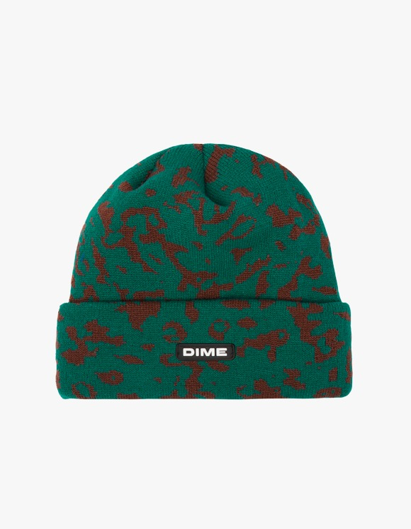Dime Forest Beanie - Teal | HEIGHTS. | 하이츠 온라인 스토어