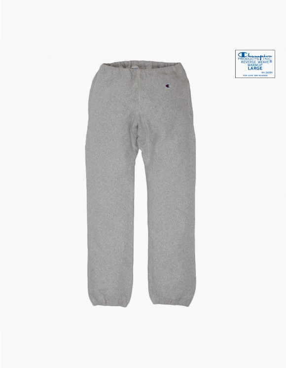 Champion Reverse Weave® Blue Tag Sweat Pant - Grey | HEIGHTS. | 하이츠 온라인 스토어