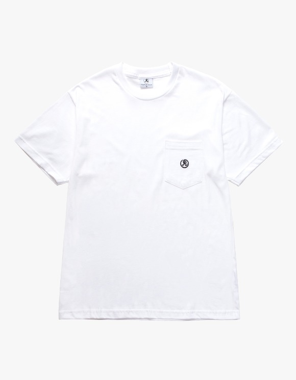 Richardson Pocket T-shirts - White | HEIGHTS. | 하이츠 온라인 스토어