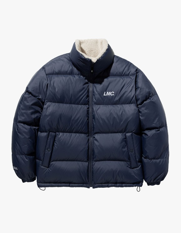 LMC LMC BOA FLEECE REVERSIBLE DOWN PARKA nv/be | HEIGHTS. | 하이츠 온라인 스토어
