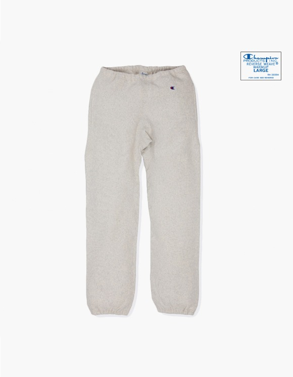 Champion Reverse Weave® Blue Tag Sweat Pant - Oatmeal | HEIGHTS. | 하이츠 온라인 스토어