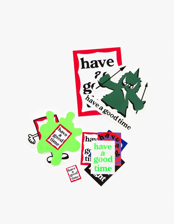 have a good time Sticker Pack | HEIGHTS. | 하이츠 온라인 스토어