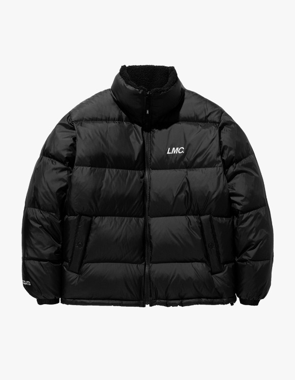 LMC LMC BOA FLEECE REVERSIBLE DOWN PARKA bk/bk | HEIGHTS. | 하이츠 온라인 스토어