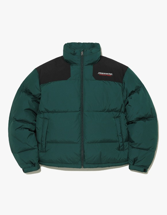 thisisneverthat SP-INTL. Sport Down Jacket - Green | HEIGHTS. | 하이츠 온라인 스토어