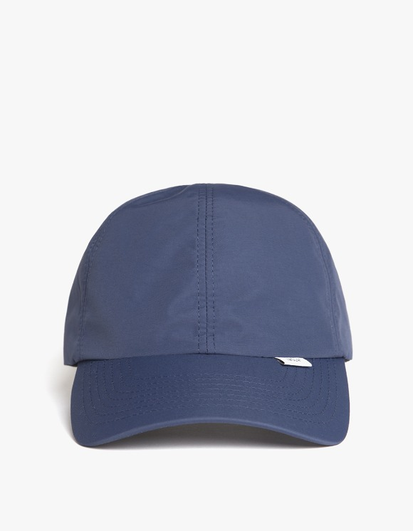 IZOLA NYC 3 Layer 6-Panel Cap - Navy | HEIGHTS. | 하이츠 온라인 스토어