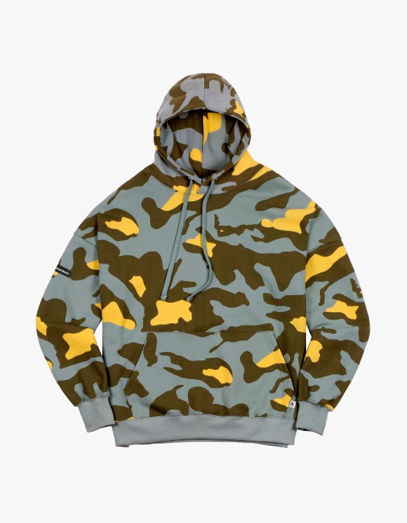 Richardson Camo Hoodie | HEIGHTS. | 하이츠 온라인 스토어