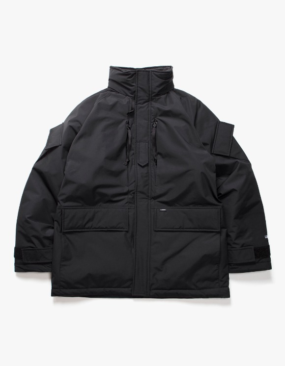 Lores Extreme Cold Weather Parka - Black | HEIGHTS. | 하이츠 온라인 스토어