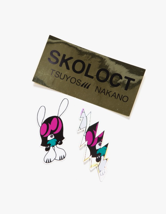 Skoloct Skoloct Sticker 3pcs Set | HEIGHTS. | 하이츠 온라인 스토어