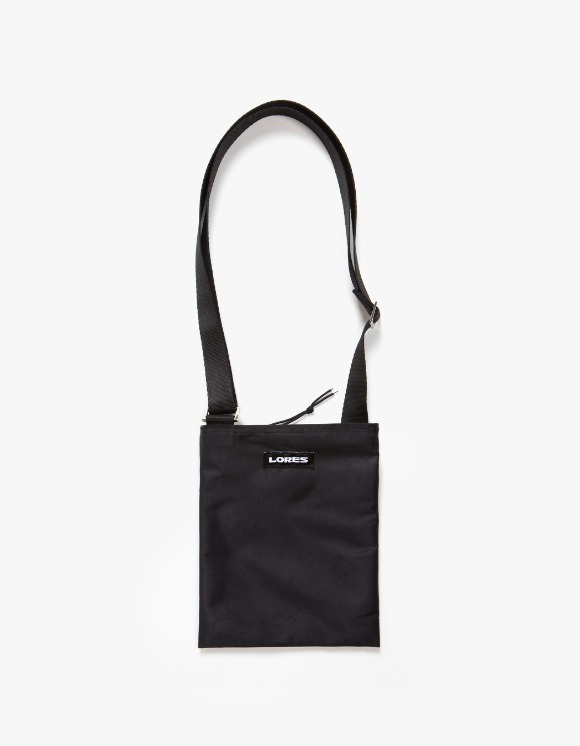Lores Shoulder Bag - Black | HEIGHTS. | 하이츠 온라인 스토어