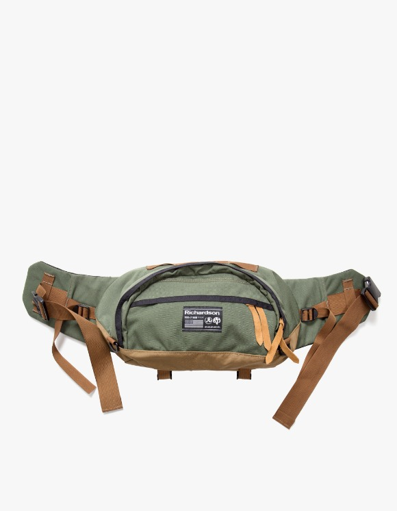 Richardson Belt Bag - OD Green | HEIGHTS. | 하이츠 온라인 스토어