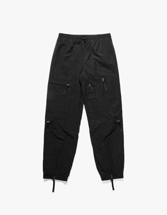 Lores Parachute Utility Pants - Black | HEIGHTS. | 하이츠 온라인 스토어