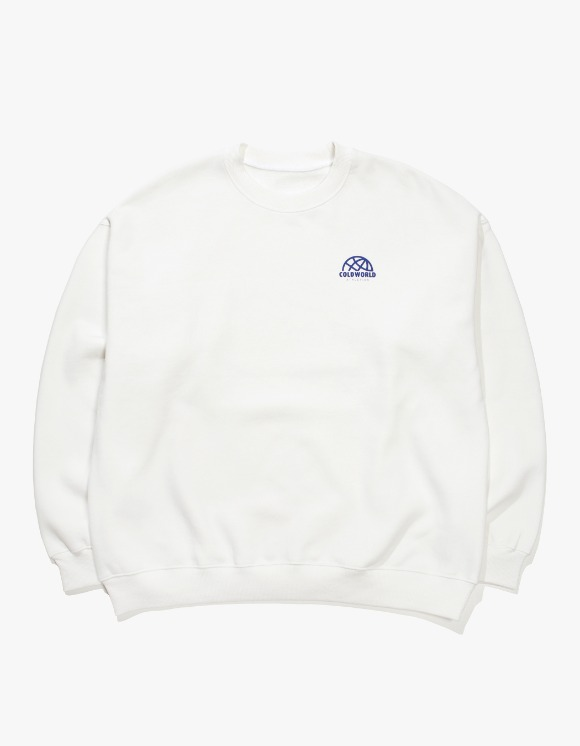 Beasts And Natives Alike Coldworld Crewneck | HEIGHTS. | 하이츠 온라인 스토어