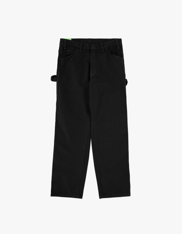 Mister Green Green Bootleg Dickies Pants - Black | HEIGHTS. | 하이츠 온라인 스토어
