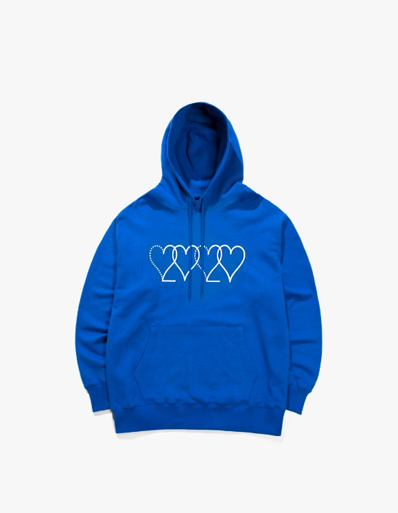 HEIGHTS. 2020 Hoodie - Royal Blue | HEIGHTS. | 하이츠 온라인 스토어