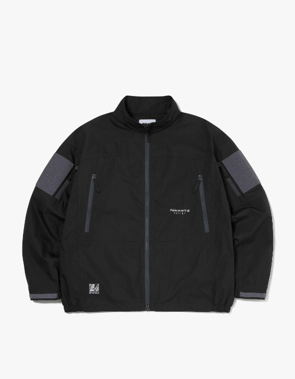 thisisneverthat PCU Jacket - Black | HEIGHTS. | 하이츠 온라인 스토어