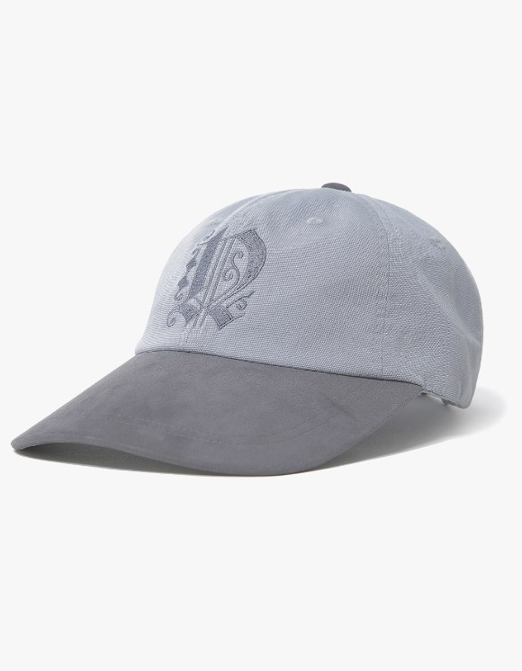 thisisneverthat Suede Bill Cap - Grey | HEIGHTS. | 하이츠 온라인 스토어