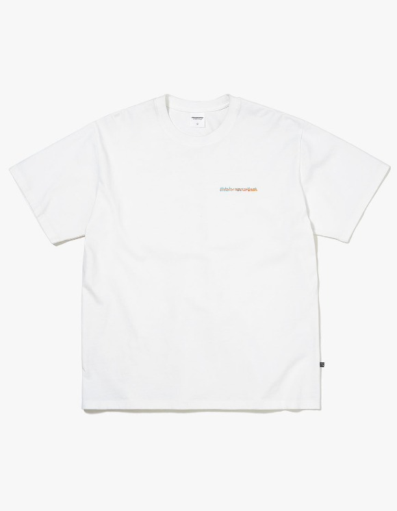 thisisneverthat 3D Logo Tee - White | HEIGHTS. | 하이츠 온라인 스토어
