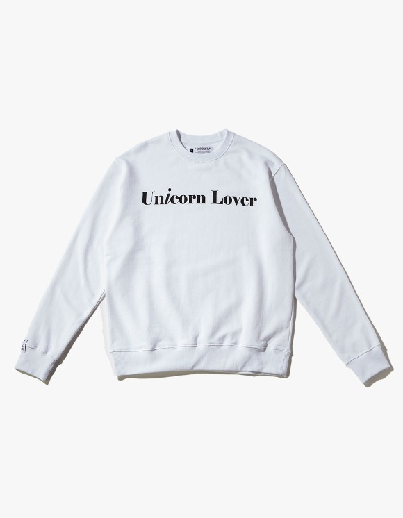 JOEGUSH Unicorn Lover Sweatshirts - White | HEIGHTS. | 하이츠 온라인 스토어