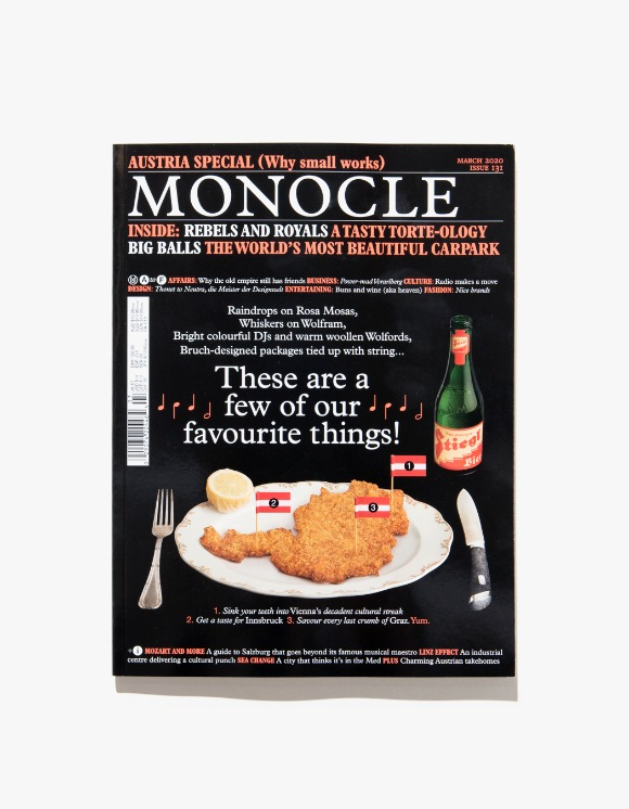 Monocle Monocle Magazine - Issue 131 | HEIGHTS. | 하이츠 온라인 스토어