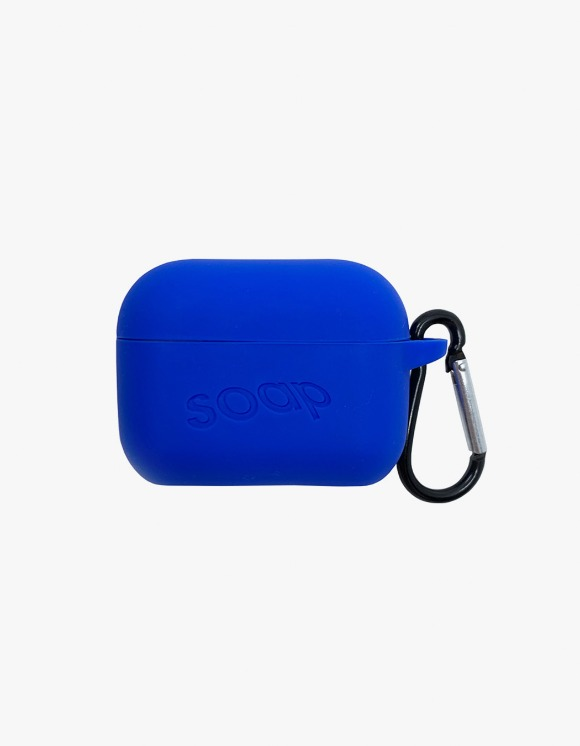 Soap Soap AirPod Pro Case - Blue | HEIGHTS. | 하이츠 온라인 스토어