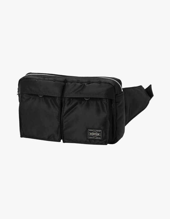 PORTER [622-68723] Tanker New Waist Bag - Black | HEIGHTS. | 하이츠 온라인 스토어